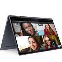 מחשב נייד - LENOVO Yoga Slim 7 14 inch i5-1135G7 8GB 256TB Win10 Home 82BH0068IV - צבע אפור כהה
